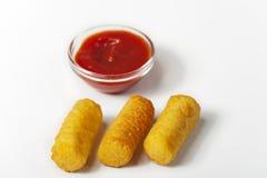 Croquettes Stock Photos