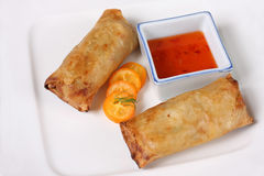 Croquettes chinoises images stock