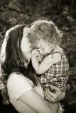Croquis de famille photographie stock libre de droits