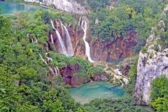 Croroatia-Plitvice 免版税图库摄影