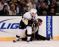 crosby pingwiny Pittsburgh Sidney Zdjęcie Stock