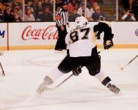 crosby pingwiny Pittsburgh Sidney Obrazy Stock