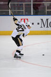 Crosby Slapshot Stock Photography