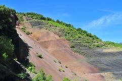 Croscat volcano Royalty Free Stock Photo