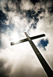 The Cross Royalty Free Stock Photo