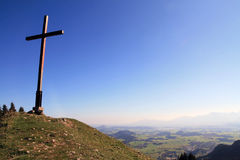 The cross Stock Photo