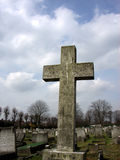 The Cross 3. This is a graveyard Royalty Free Stock Photos