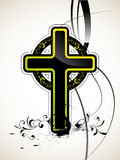 Cross. Vector Cross, Celtic, Orthodox, religion Royalty Free Stock Images