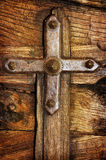 Cross abstract Royalty Free Stock Image