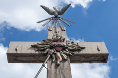Cross of the Apostleship Royalty Free Stock Images