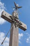 Cross of the Apostleship Royalty Free Stock Photography