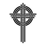 Cross as a Christian symbol Stock Photography