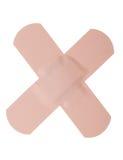 Cross bandage Royalty Free Stock Photography