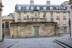 The Cross Bath Spa building Royalty Free Stock Image
