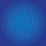 Cross blue background Stock Photo