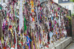 Cross Bones Graveyard in London Royalty Free Stock Photography