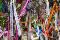 Cross Bones Graveyard in London Stock Images