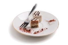 Cross cake Royalty Free Stock Photos