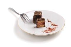 Cross cake Royalty Free Stock Photography