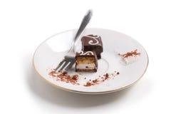 Cross cake Stock Image