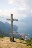 Cross, Camaggiore, Vendrogno Royalty Free Stock Photo