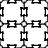 Cross Chain Tile Stock Image