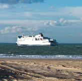 Cross channel ferry Royalty Free Stock Photography