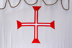 Cross of Christ Royalty Free Stock Photography