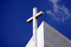 The Cross Royalty Free Stock Photography