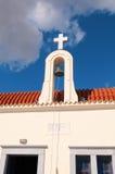 Cross on the Church Royalty Free Stock Photos