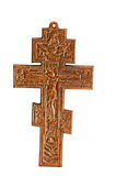 Cross. With clipping path. Cross isolated on a white background. With clipping path Stock Photo