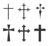 Cross collections Stock Photography