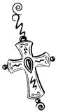 Cross, crucifix Stock Photo