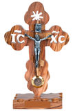 Cross. Crucifixion of the Christ Stock Photo