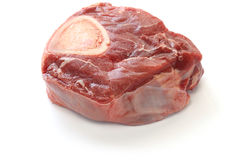 Cross cut veal shank Stock Image