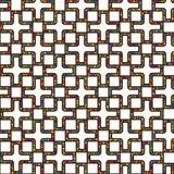 Cross draw seamless pattern Royalty Free Stock Image