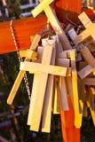 cross drewniany chrześcijaństwo zdjęcia stock