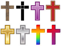 Cross Elements Stock Photos