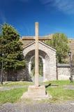 Cross of enasque Stock Image
