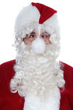 Cross-eyed Santa Claus Stock Photography