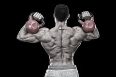 Cross fit guy Royalty Free Stock Image