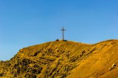 Cross of Francisco de Bobadilla Stock Photo