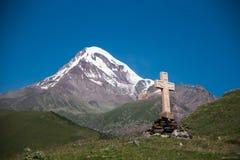 Cross in Georgia Stock Image