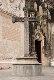 Cross in Granada, Nicaragua Royalty Free Stock Photo