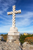 Cross High, of King Ferdinand. Pena Palace Sintra. Royalty Free Stock Images