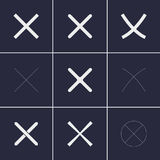 Cross icons Royalty Free Stock Photography