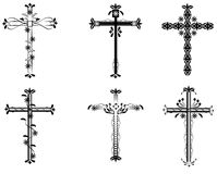Cross Illustration Stock Photo