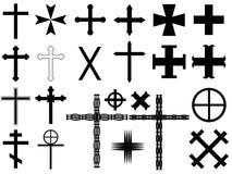 Cross illustration Stock Image