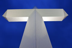 Cross In Effingham Royalty Free Stock Images