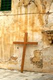 A cross in jerusalem stock images